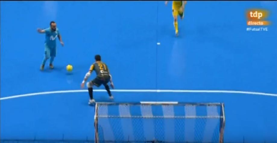 Γκολάρα Ρικαρντίνιο στον τελικό κυπέλλου Ισπανίας. (video)