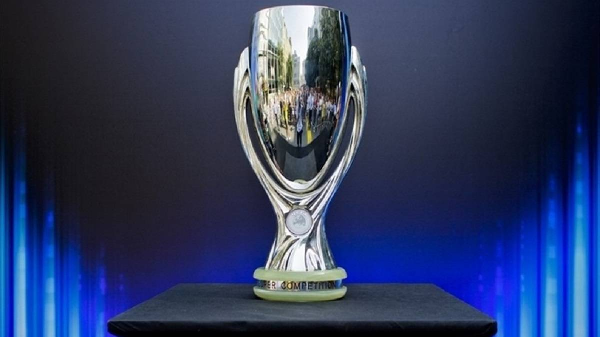 Super Cup ξανά και στα πρότυπα του… Champions League