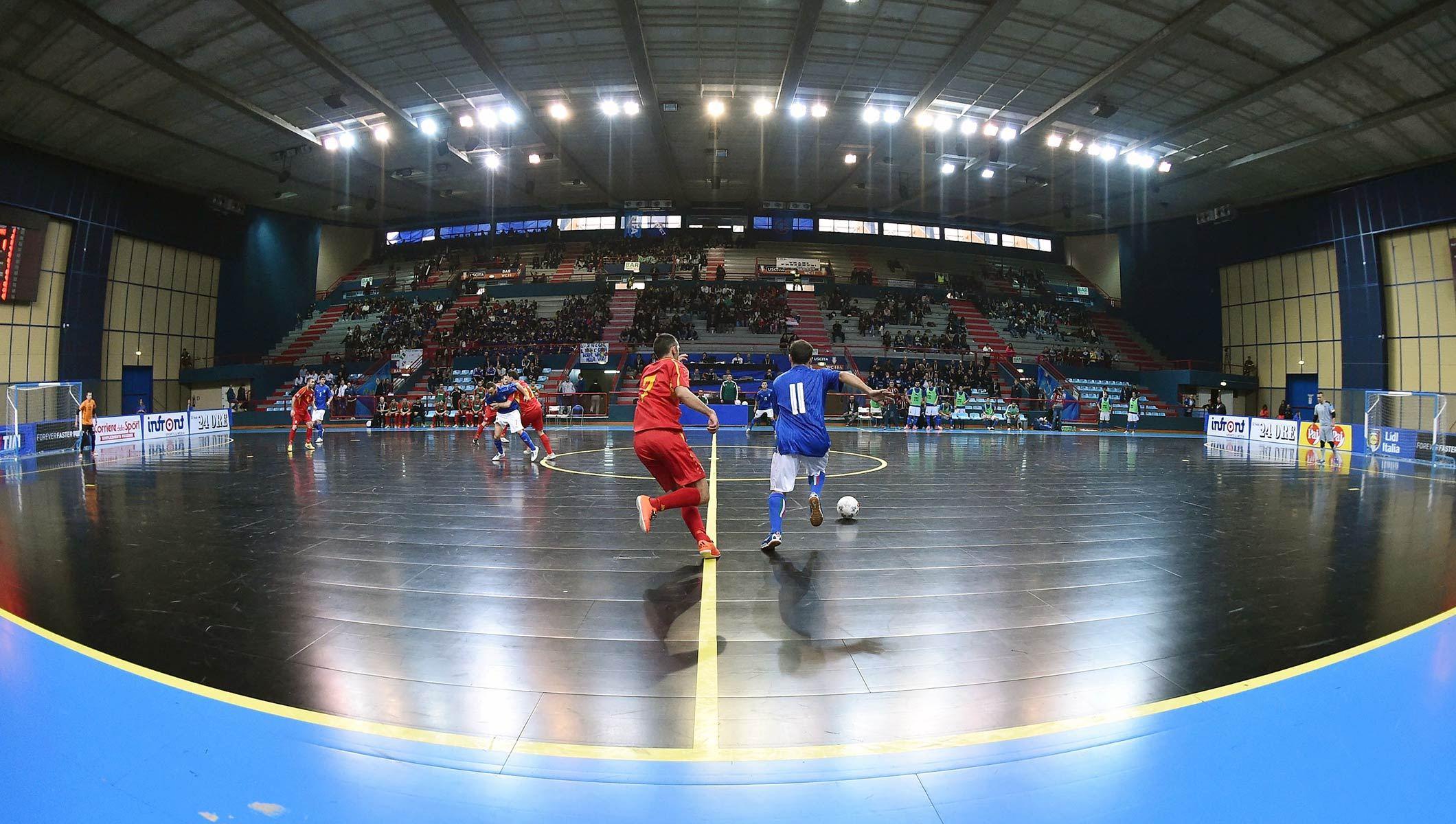 To futsal στους Ολυμπιακούς Αγώνες Νέων