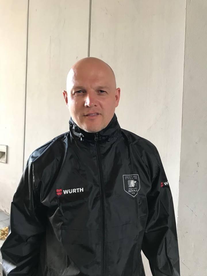 Dusan Matic: Futsal in Greece is growing