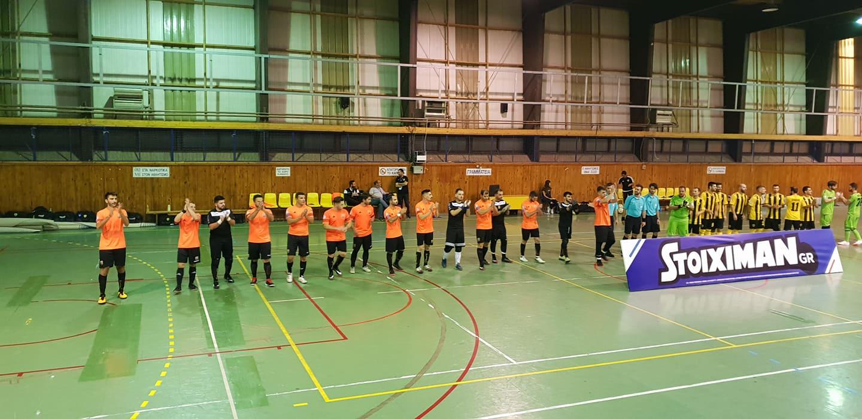 «Τρένο» η ΑΕΚ, 2-12 την αξιόμαχη Elite και μόνη πρώτη!