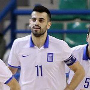 """Αντώνης Μάνος - Futsal Hellas """"το πρώτο ελληνικό site ποδοσφαίρου σάλας"""""""