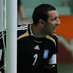 """Κώστας Παππάς - Futsal Hellas """"το πρώτο ελληνικό site ποδοσφαίρου σάλας"""""""