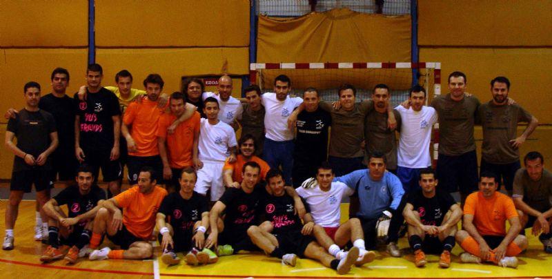 Futsal Friends 2018: Πάρτε μέρος στη μεγάλη γιορτή της σάλας!