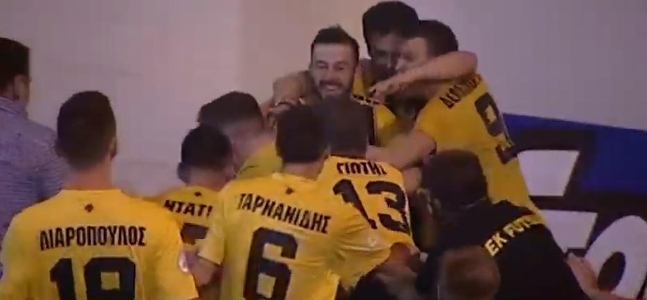 Πρωταθλήτρια η ΑΕΚ σε έναν συγκλονιστικό πέμπτο τελικό!