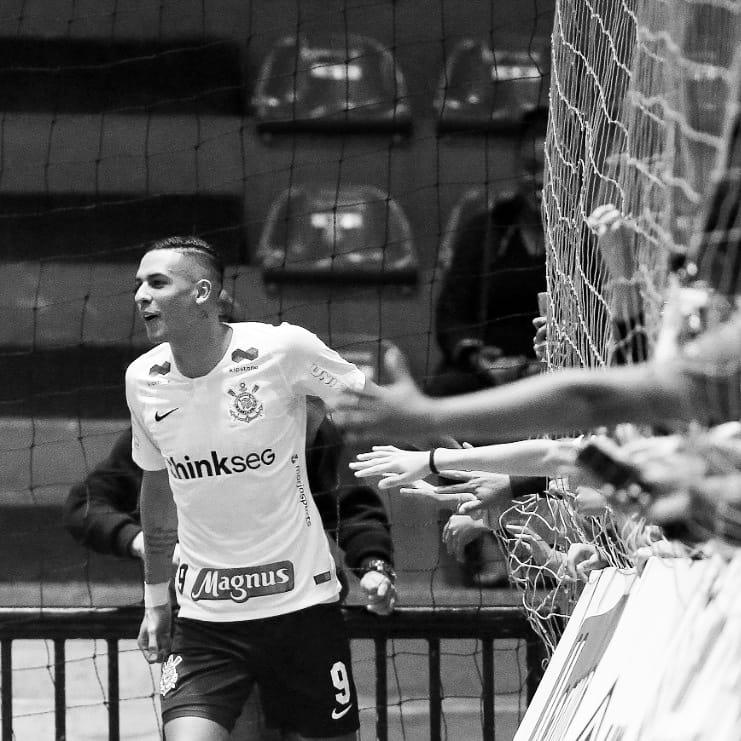Νεκρός παίκτης Futsal της Corinthians!