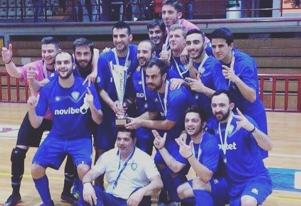Futsal History X: Ο Γκαϊφύλλιας δεν ξεχνά έναν τελικό που τον στιγμάτισε