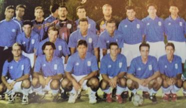 "Futsal History X: Ο Ιάσωνας Δεμοίρος θυμάται το πρώτο ""γαλανόλευκο"" γκολ"