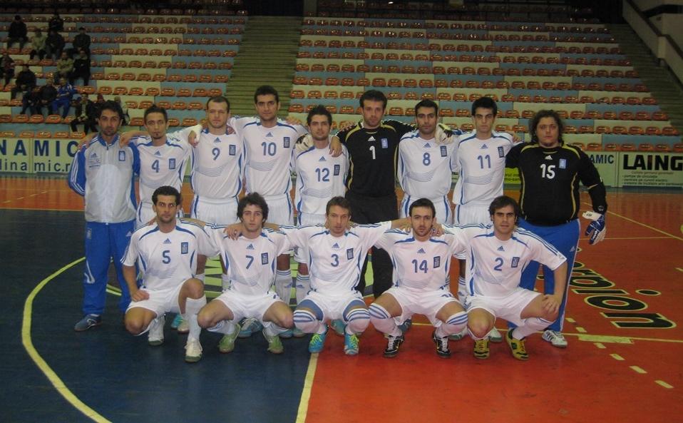 Futsal History X: Ο Χρήστος Αχής θυμάται όταν κατέβασε ρολά στη Ρουμανία