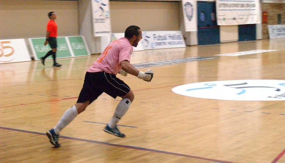 Futsal History X: Ο Κώστας Παππάς κάνει ένα μαγικό ταξίδι στο παρελθόν