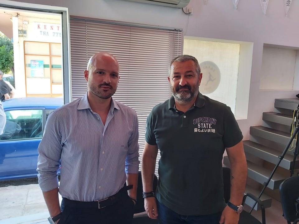 """Κωστόπουλος: """"Οι χορηγοί παγκοσμίως είναι το κομβικό κομμάτι"""""""