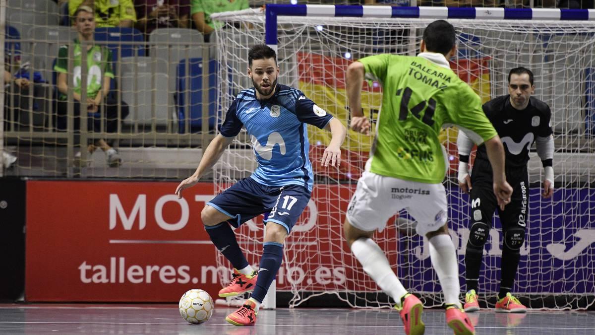 Playoff LNFS 2020: Inter Movistar – Vina Albali για τον τίτλο στην Ισπανία