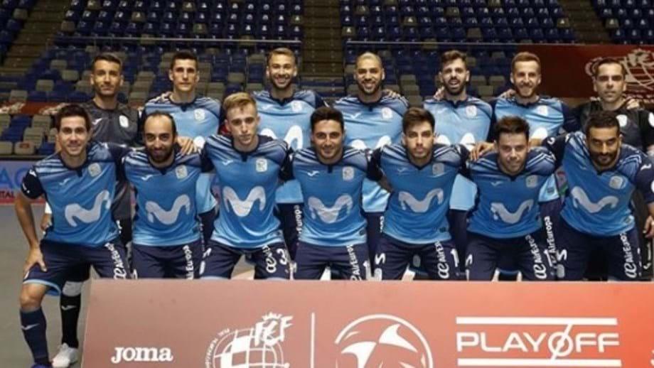 Πρωταθλήτρια Ισπανίας με… ισοπαλία η Inter Movistar