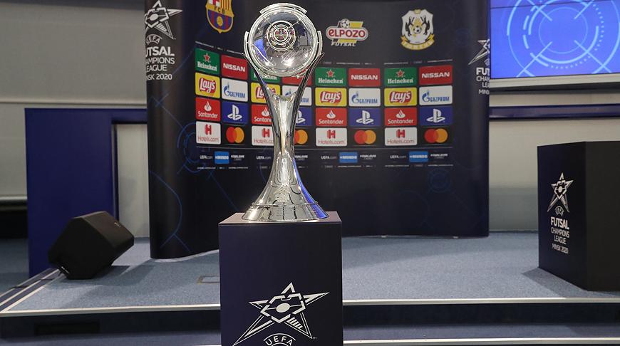 Barca-El Pozo Murcia στον τελικό του Champions League!