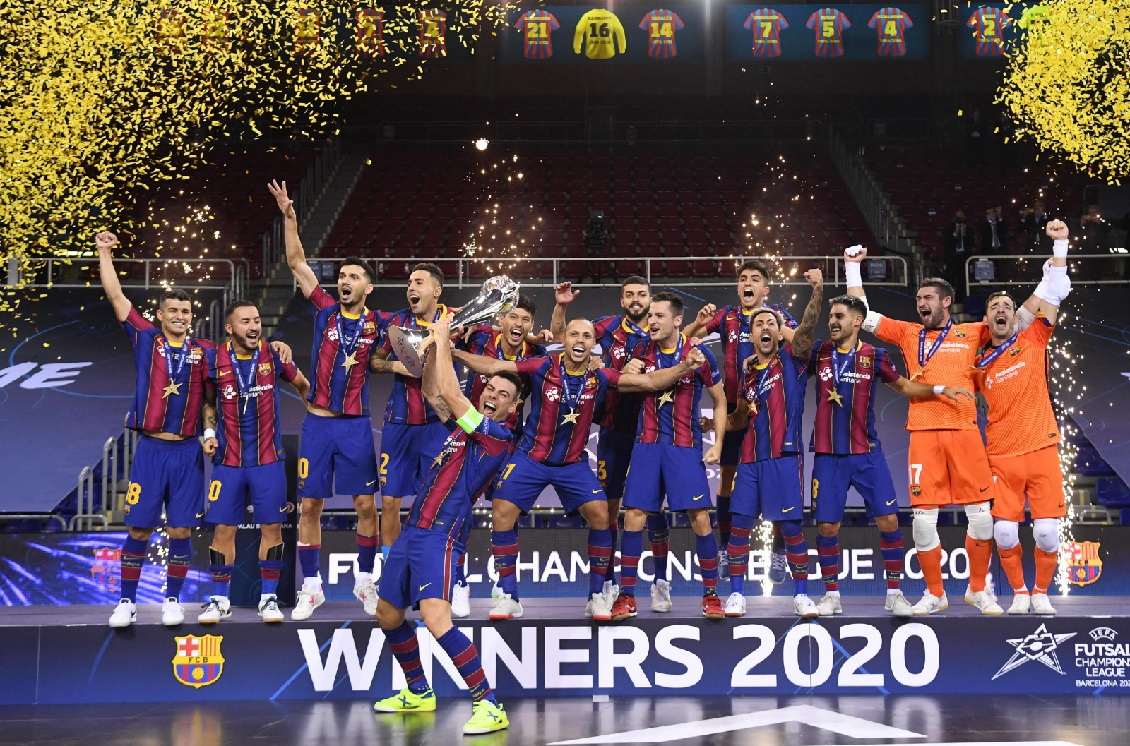 ¡CAMPEONES! Πρωταθλήτρια Ευρώπης η Barça!