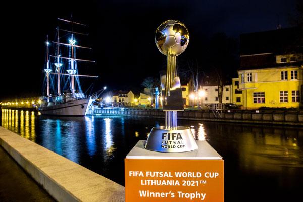 Προχωράει κανονικά το Παγκόσμιο Κύπελλο 2021 στη Λιθουανία