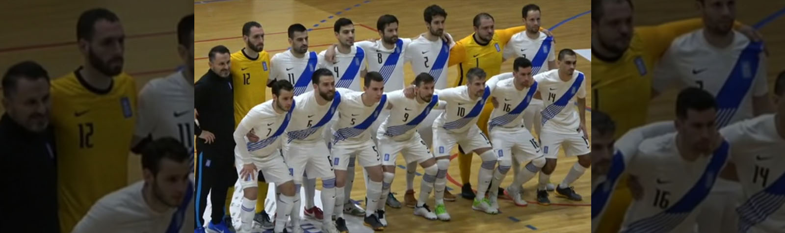 Η αποστολή της Εθνικής για Σλοβακία