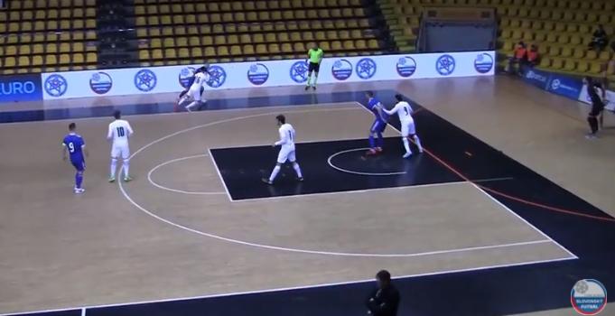 Σλοβακία – Ελλάδα 6-0: Υπέκυψε στην ανωτερότητα των γηπεδούχων