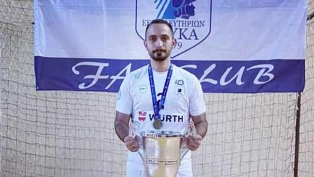 """Πάνου στο Futsalhellas: """"Νιώθω δικαιωμένος, θέλω να αγωνιστώ ξανά στο Champions League"""""""