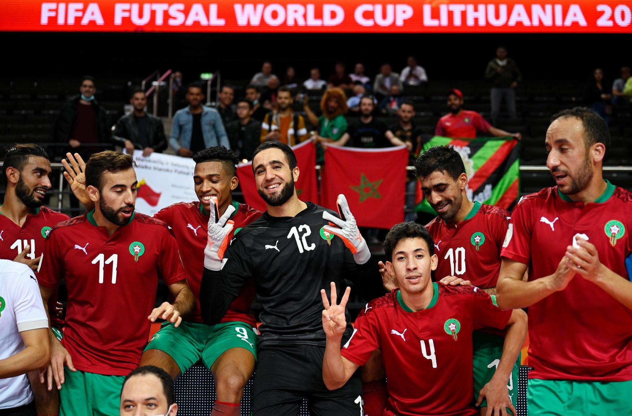Futsal WC 2021 Knockouts – Προκρίσεις για Ρωσία και Μαρόκο