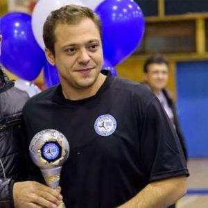 """Δημήτρης Θεοφίλου - Futsal Hellas """"το πρώτο ελληνικό site ποδοσφαίρου σάλας"""""""