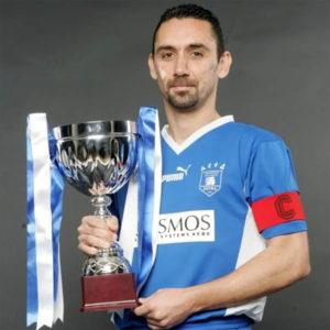 """Κώστας Καρασάβας - Futsal Hellas """"το πρώτο ελληνικό site ποδοσφαίρου σάλας"""""""