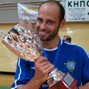 """Στέφανος Μιχάλης - Futsal Hellas """"το πρώτο ελληνικό site ποδοσφαίρου σάλας"""""""